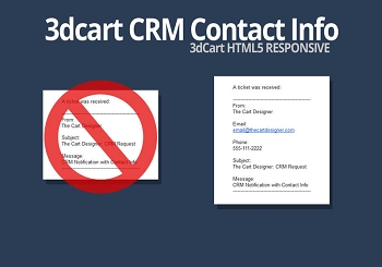 CRM Customer Contact Info