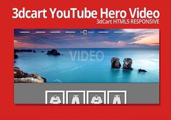 3dcart YouTube Video Hero