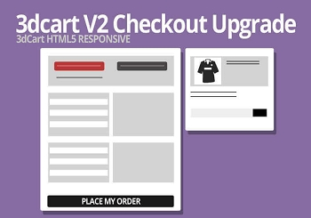 3dcart Single Page Checkout V2 Upgrade