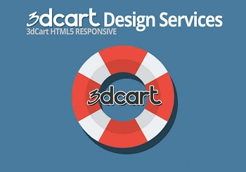 Custom 3dcart Design Service (Hourly)
