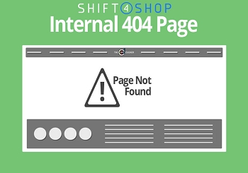 Shift4Shop Internal Responsive 404 Page