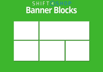 Shift4Shop Banner Block