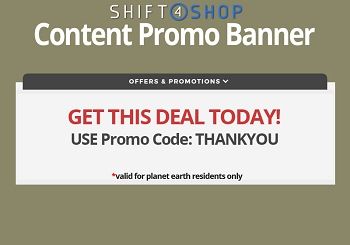 Shift4Shop Content Promo Banner